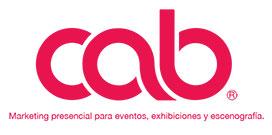 CAB – Stands para Ferias – Diseño de Stands – Montaje de Stands